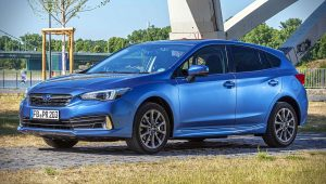 2020 Subaru Impreza Limited 5-door Car Images