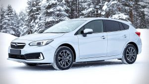 2020 Subaru Impreza Premium Pictures Photos