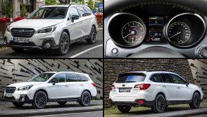 2020 Subaru Outback 2.5i Premium Sport Images