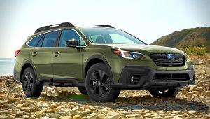 2020 Subaru Outback 1