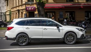2020 Subaru Outback 2.5i Sport X