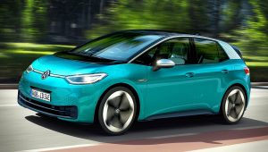 2020 Volkswagen ID 3 1st Green Car Pictures Images