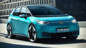 2020 Volkswagen ID 3 1
