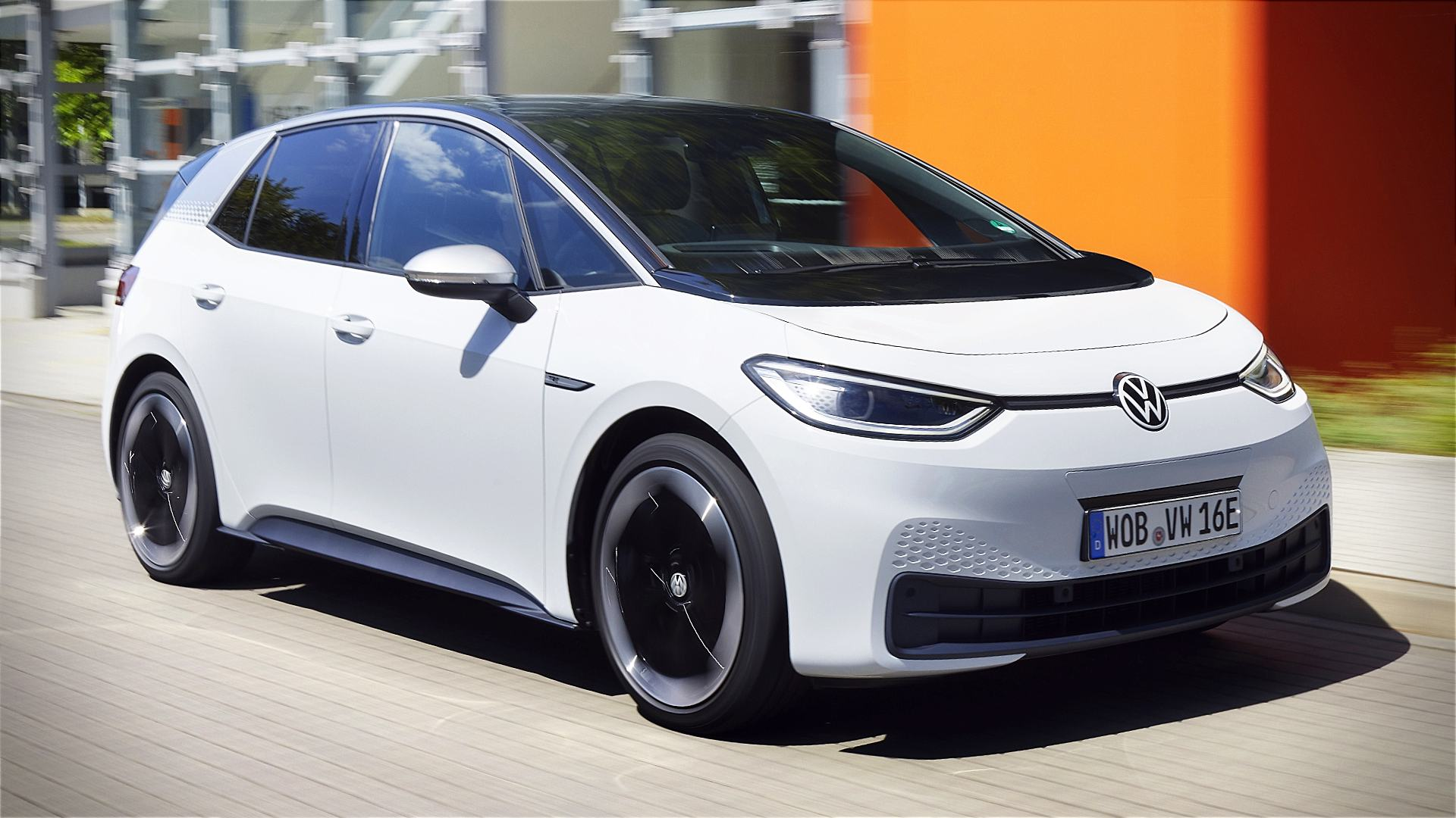 2020 Volkswagen ID 3 Electric Cars