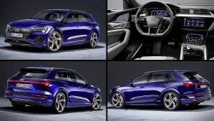 2021 Audi E-Tron S Images