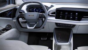 2021 Audi Q4 Sportback E-Tron Interior