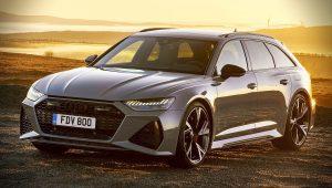 2021 Audi RS6 Avant 1