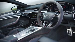 2021 Audi RS6 Avant Interior Inside