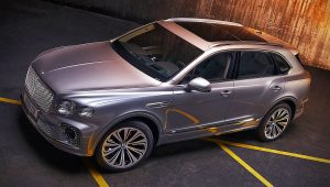 2021 Bentley Bentayga Images