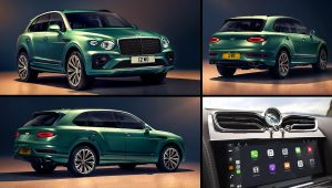 2021 Bentley SUV Bentayga