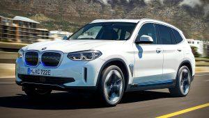 2021 BMW iX3 1