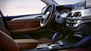 2021 BMW iX3 Interior Inside