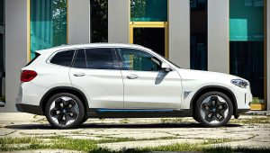 2021 BMW SUV Models iX3 Pictures Images