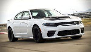 2021 Dodge Charger SRT Hellcat Redeye 1
