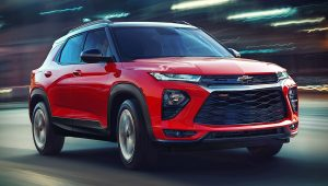 2021 Chevrolet TrailBlazer 1