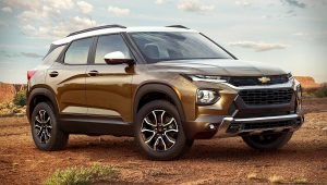 2021 Chevrolet TrailBlazer Activ Images
