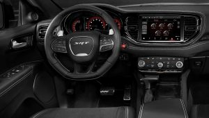 2021 Dodge Durango SRT Interior