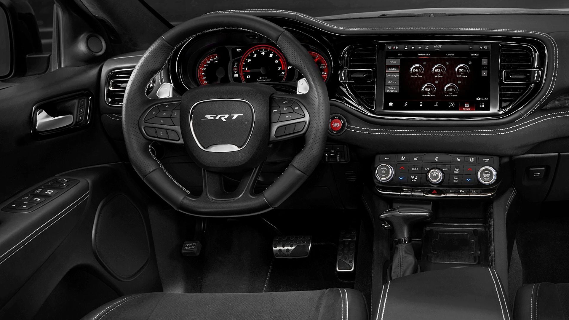 2021 Dodge Durango SRT Interior