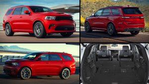 2021 Dodge Durango RT Images