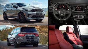 2021 Dodge Durango SRT Hellcat Images