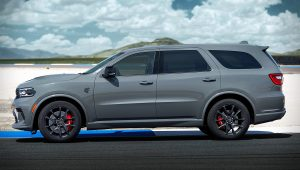 Dodge Durango Hellcat 2021 SUV Pictures