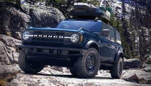2021 Ford Bronco 4 Door Wallpaper