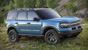 2021 Ford Bronco Sport Pictures