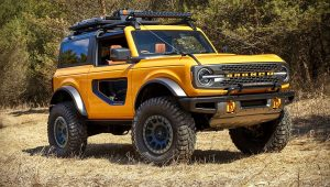 2021 Ford Bronco 1