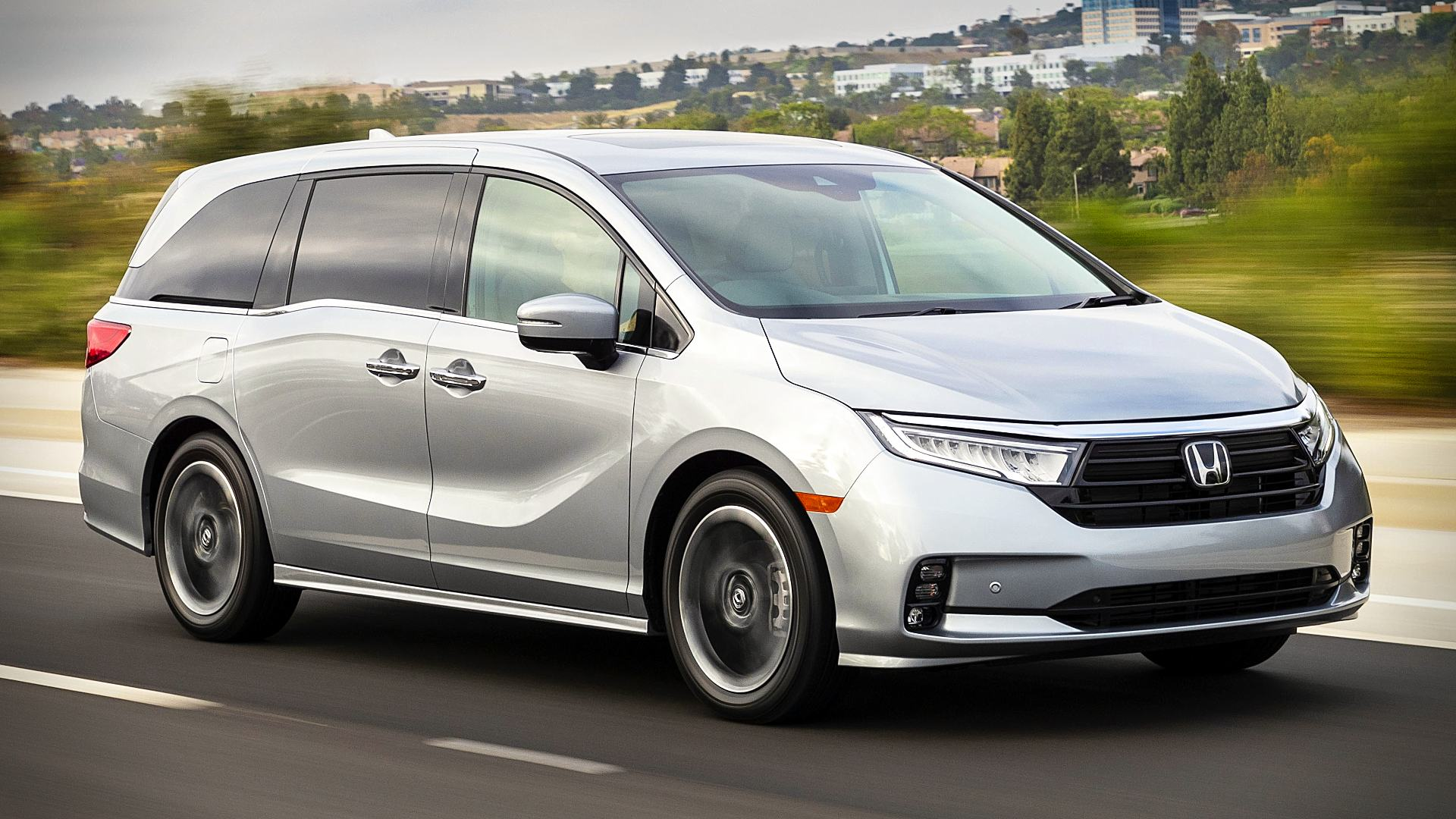 2021 Honda Odyssey 1