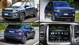 2021 Jeep Compass Hybrid SUV