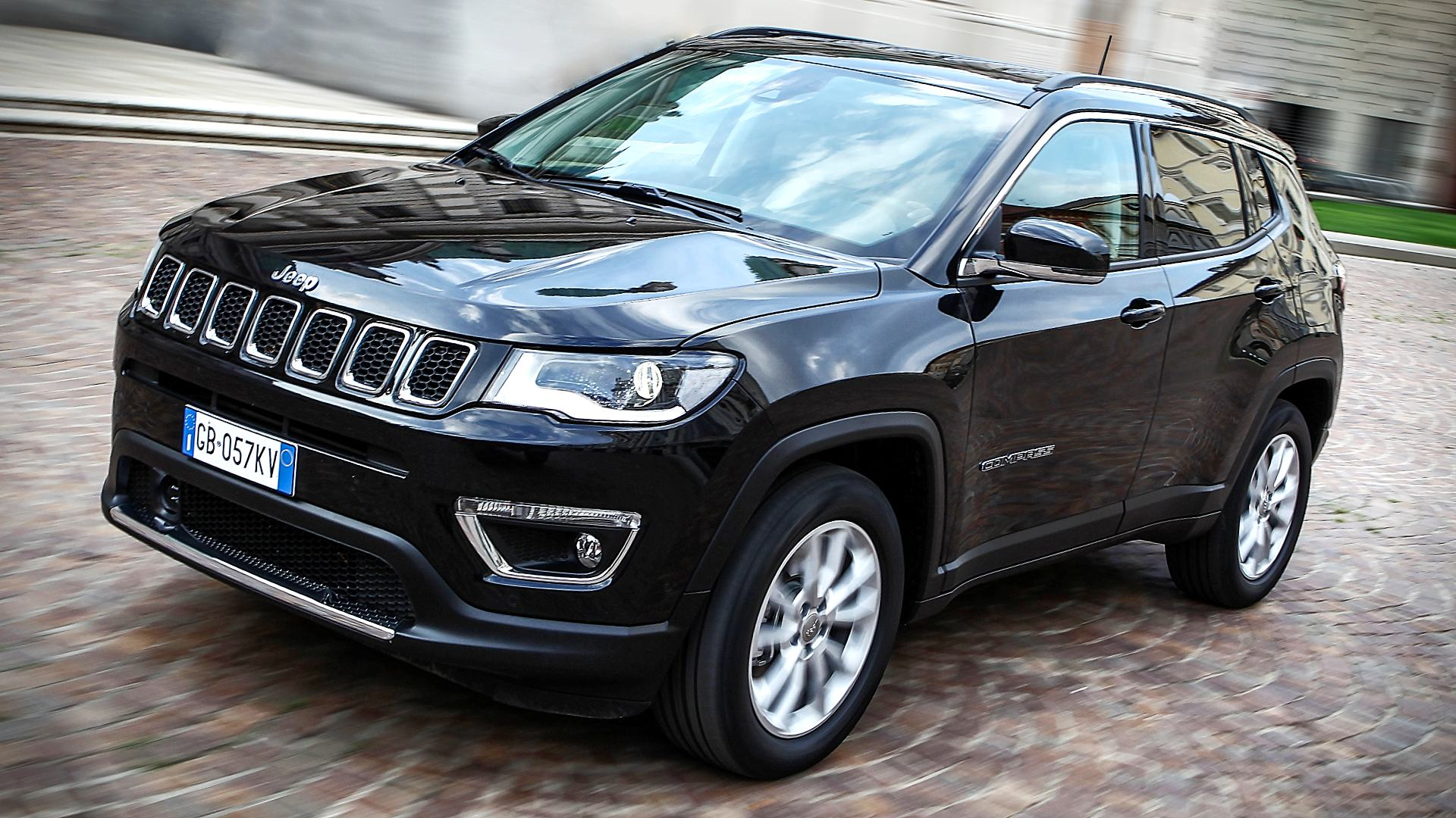 2021 Jeep Compass Limited Black