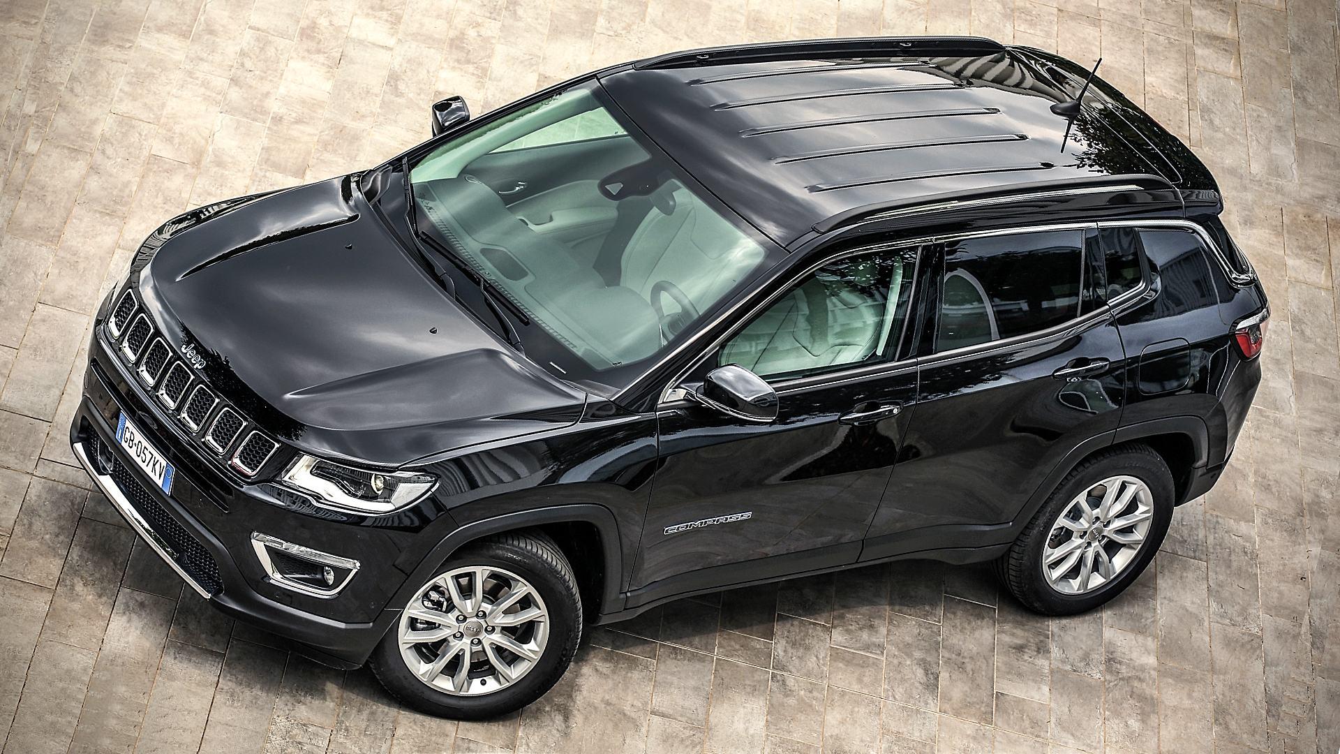 2021 Jeep Compass Limited Hybrid SUV