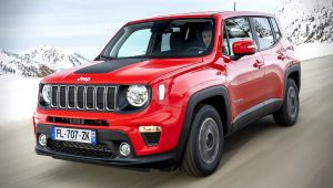 2021 Jeep Renegade 1