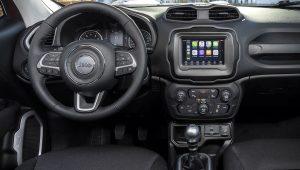 2021 Jeep Renegade Interior Inside