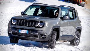 2021 Jeep Renegade Trailhawk 4xe