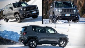 2021 Jeep Renegade Trailhawk 4xe Images
