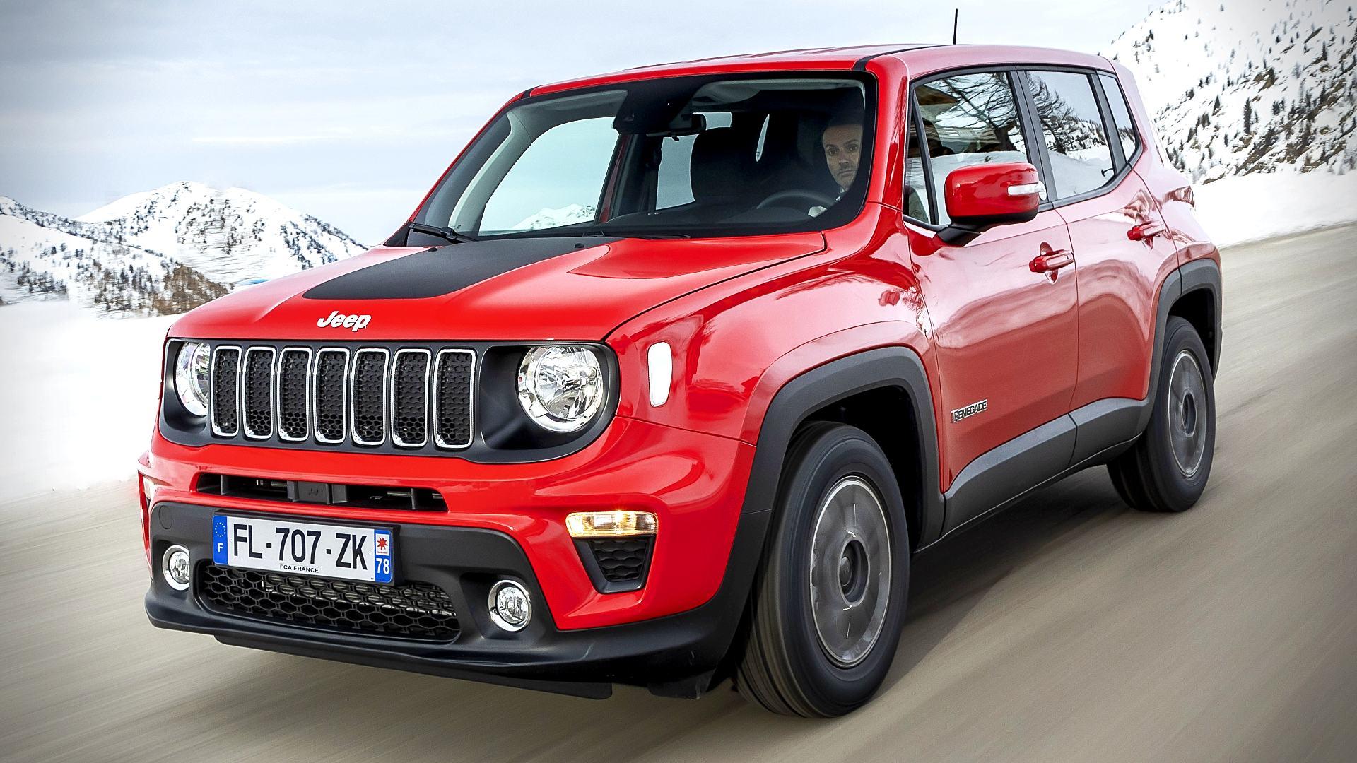 2021 Jeep Renegade 1