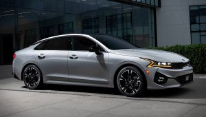 2021 Kia K5 Pictures Images