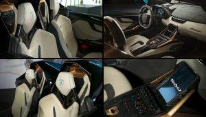 2021 Lamborghini Sian Interior Images