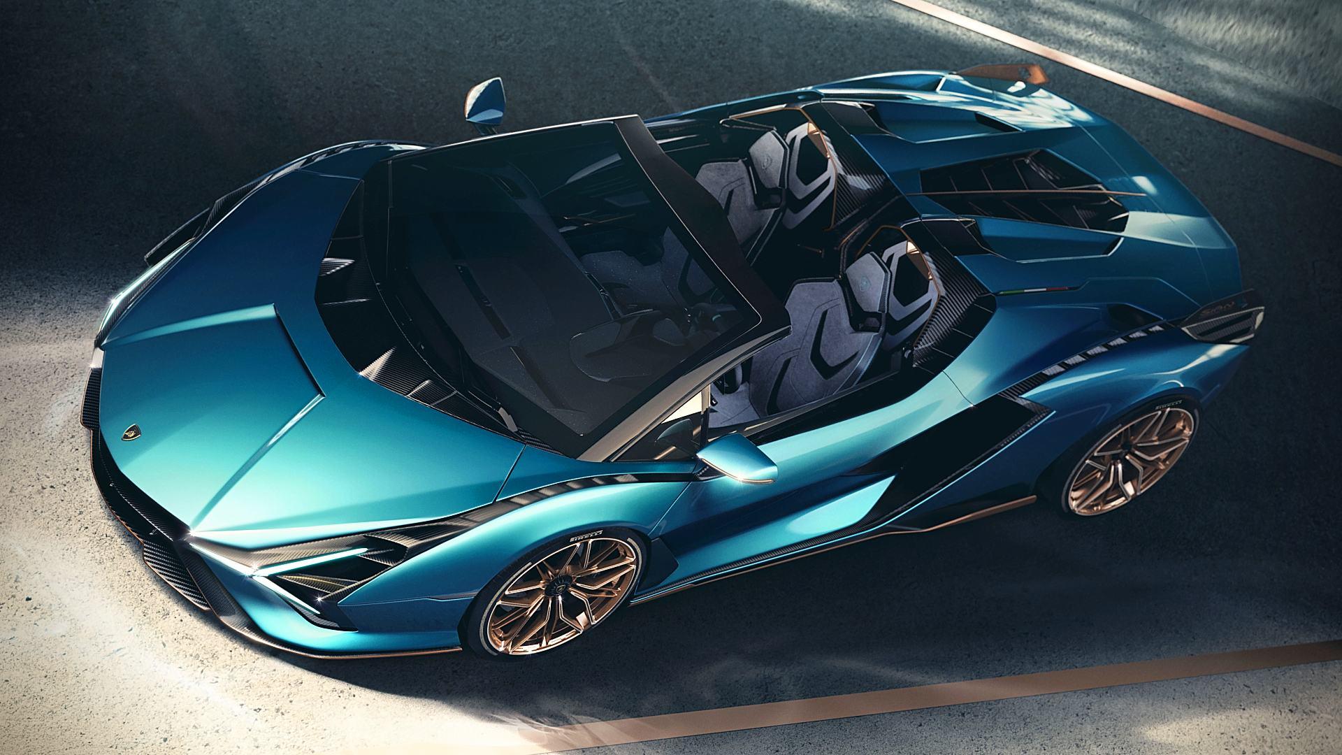 2021 Lamborghini Sian Pictures Car Photos