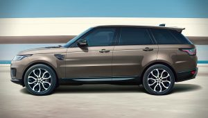 2021 Land Rover Range Rover Sport Images
