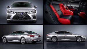 2021 Lexus LS 500 Hybrid Cars Images