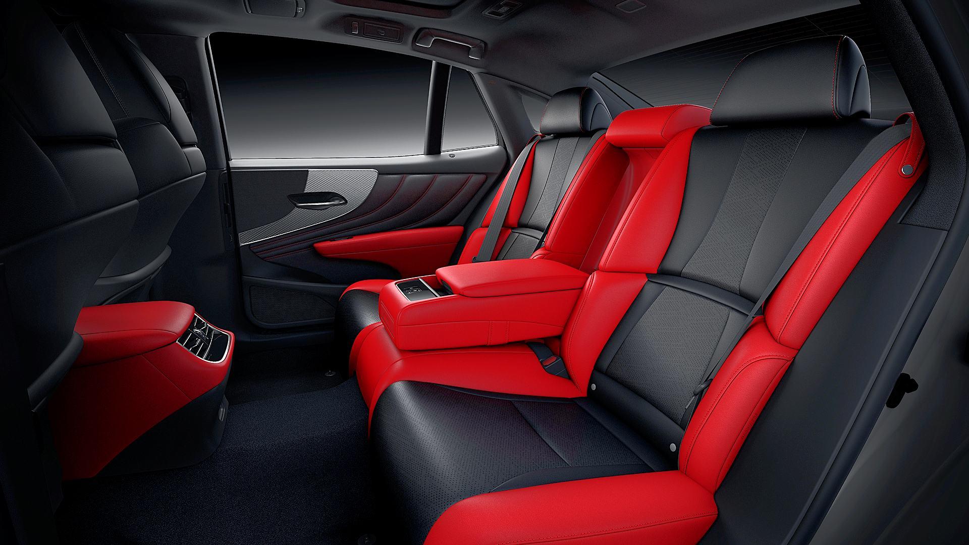 2021 Lexus LS 500 Hybrid Interior Colors