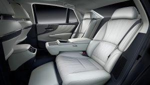2021 Lexus LS 500h Interior Inside