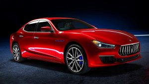 2021 Maserati Ghibli GranLusso Hybrid