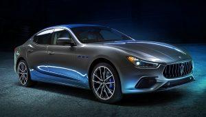2021 Maserati Ghibli 1
