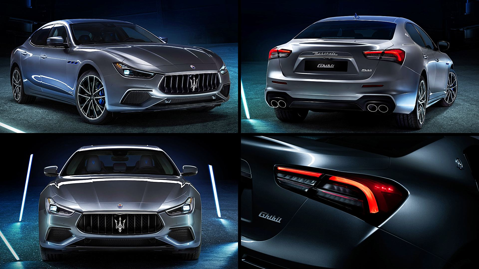 2021 Maserati Ghibli Sedan Hybrid
