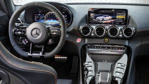 2021 Mercedes AMG GT Black Series Interior Inside