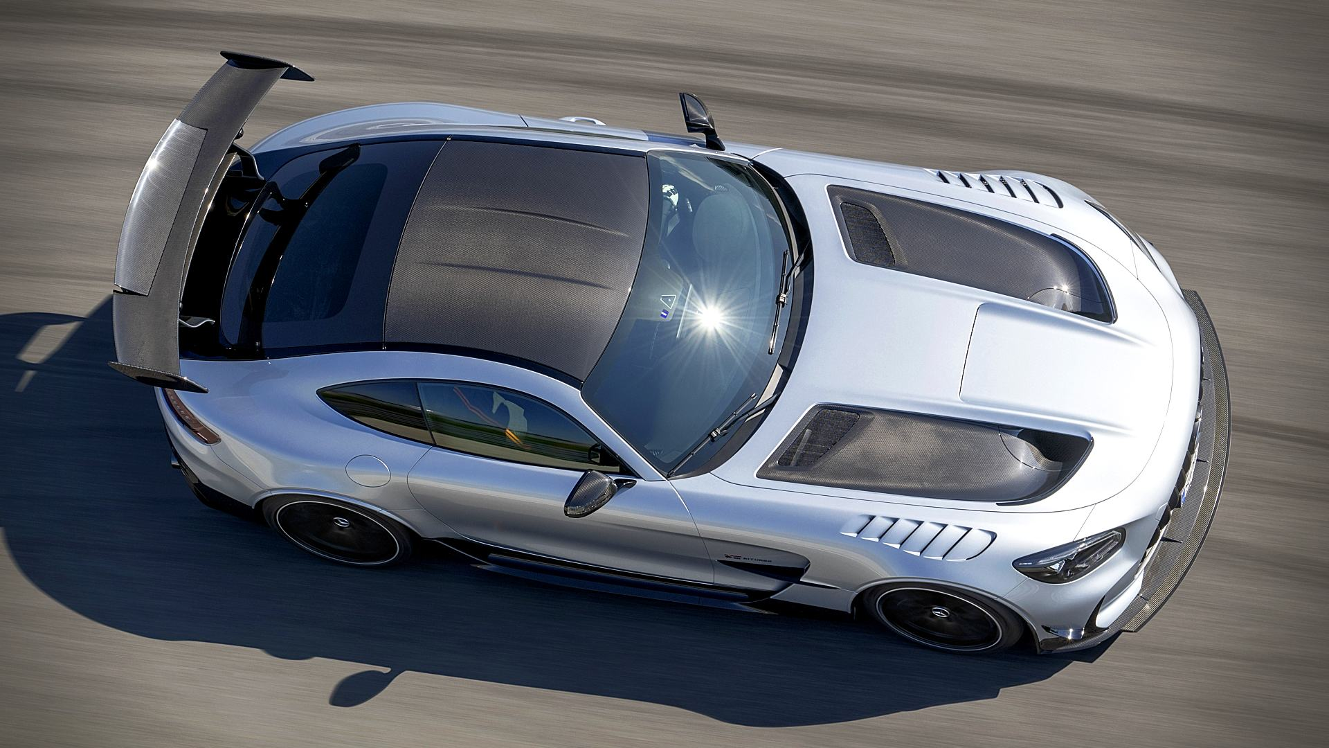 2021 Mercedes AMG GT Pictures Wallpaper