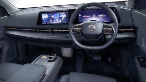 2021 Nissan Ariya Interior Inside